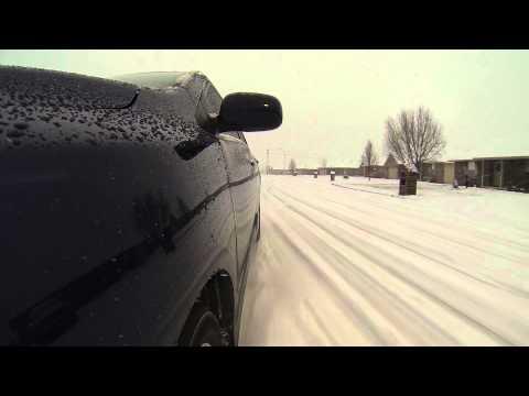 GoPro 3 | 2011 Toyota Corolla | Snow