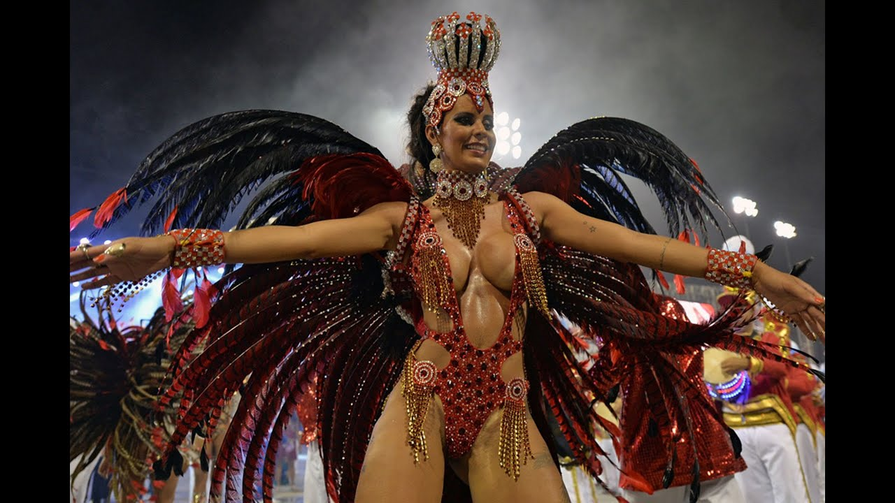 Hot Rio Carnival Sexy Rio Carnival 2014 4k