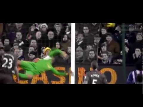 Pepe Reina | The Moment of Flight 720HD