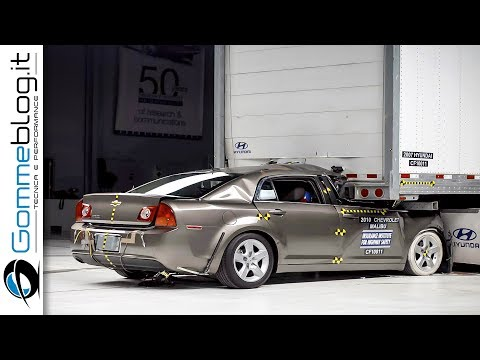 DEADLY Crashes: 2013 IIHS Crash Tests