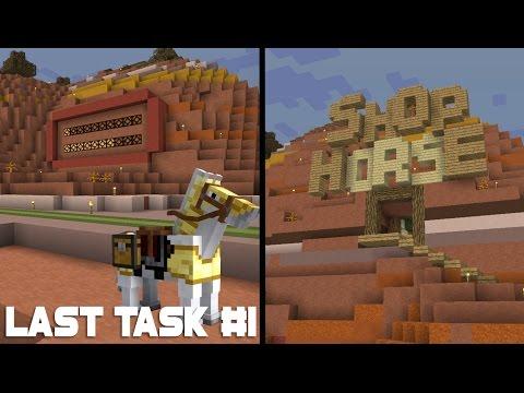 Last Task 2.0 - Конный Бизнес. Начало выживания! (CakeLand | Ваниль) (#1)