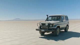 Land Cruiser Short Video -Toyota global site-