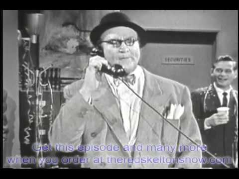 Appleby's Office Party - Red Skelton Show, Season 11, Episode 14