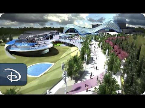 Tomorrowland at Shanghai Disneyland   Disney Parks