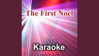 The First Noel Karaoke Version Back Vocals