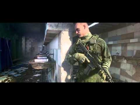Escape from Tarkov — трейлер анонса