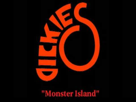 Dickies - Monster Island