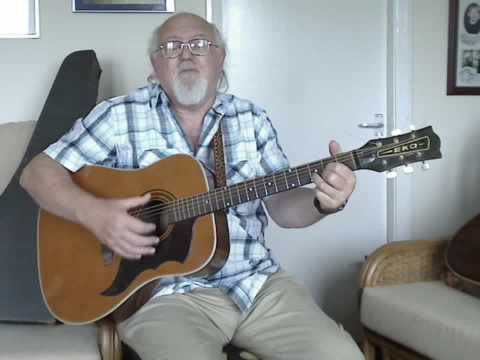 Guitar: Going To The Zoo (Tom Paxton cover)