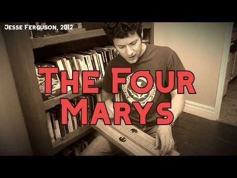 The Four Marys/Mary Hamilton (Dulcimer)