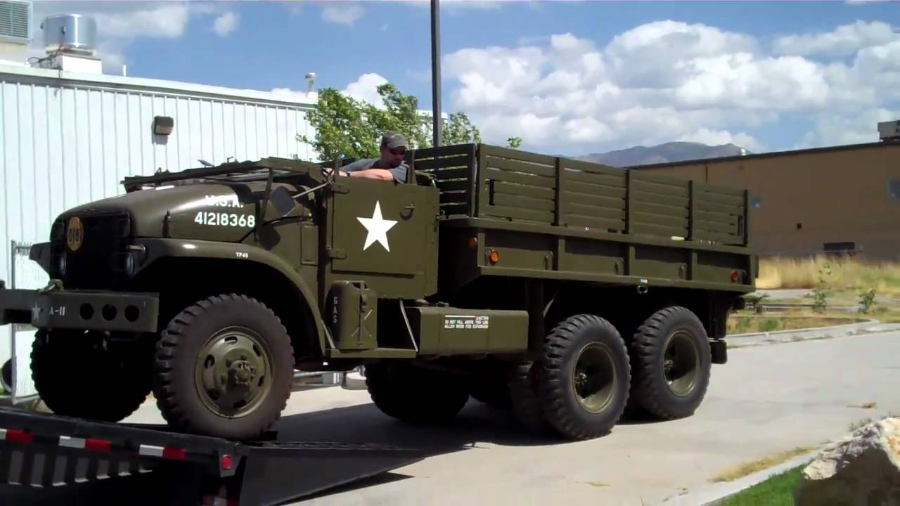M211 Delivery - YouTube