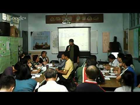 1031008台江流域公民會議 - YouTube
