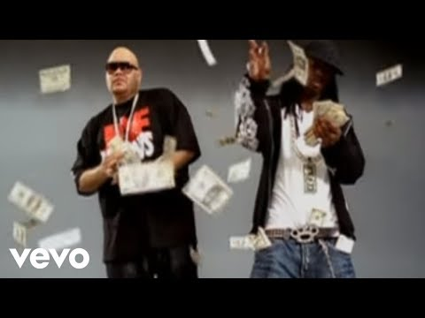 Fat Joe feat. Lil' Wayne Make It Rain retronew