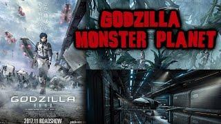Godzilla Monster Planet Anime update!