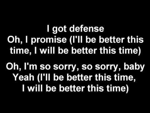 LYRICS - Calvin Harris Ft. John Newman - Blame [HD]