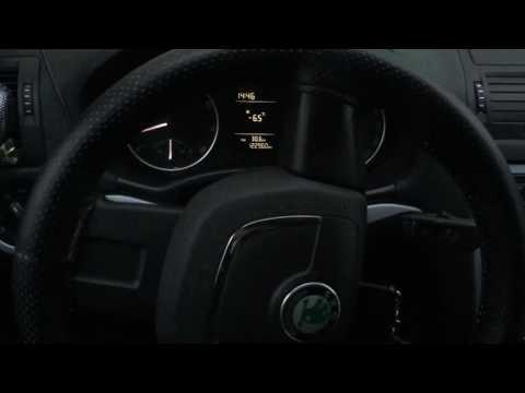 Параметрия Audi TTRS на Skoda A5