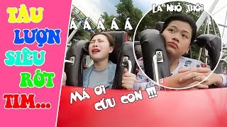 Try to play some SUPER COOL GAMES in Dam Sen Park | NYN KID