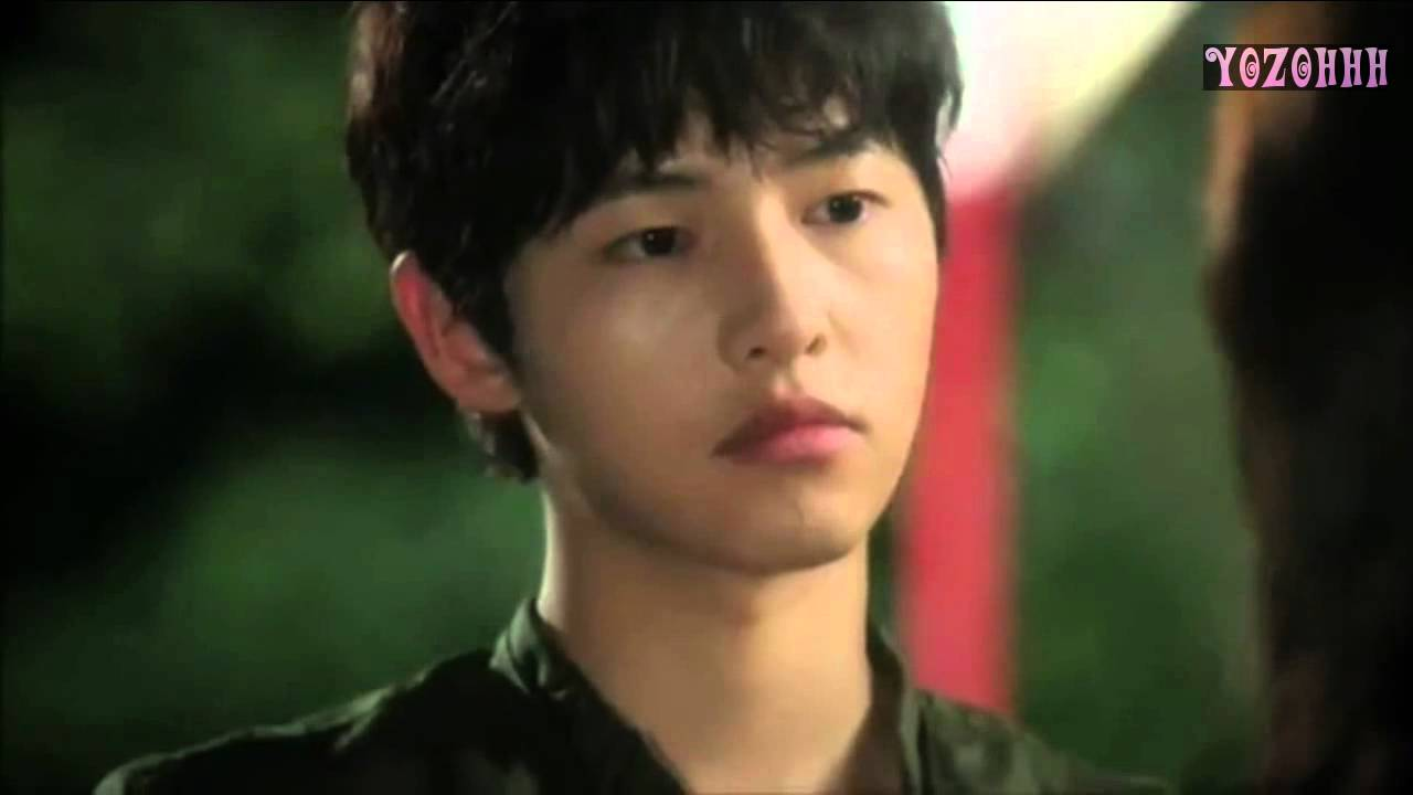 Kiss Scene Song Joong ki