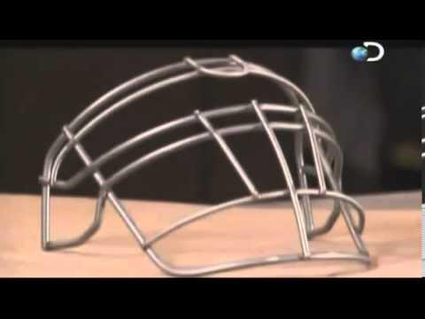 Cascos para Futbol Americano como se fabrican SCHUTT