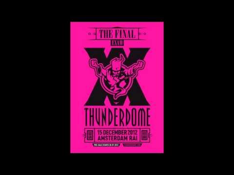 Negative A & Unexist @ Thunderdome - The Final Exam - Liveset