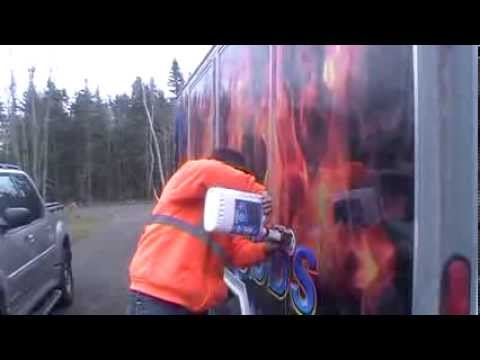 How to winterize the plumbing on a concession trailer (food Truck/R.V)