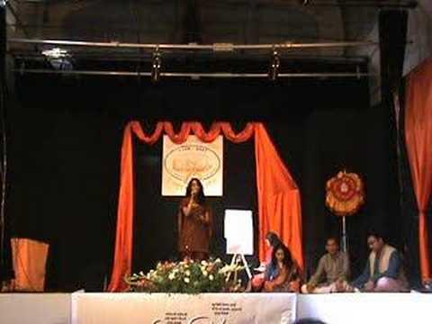 Ashwini Ingale performs - Mogara Fulala (Marathi)