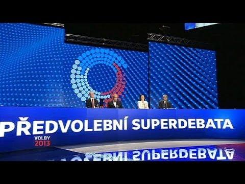 Czech Republic votes for new parliament