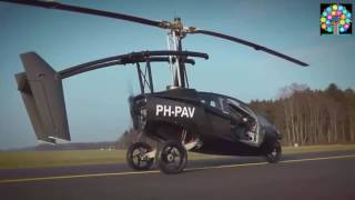 Top 10 Flying Cars You Shoud Know 2016_part 1