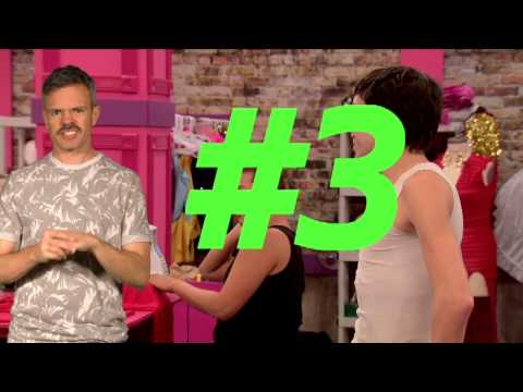 RuPaul's Drag Race Extra Lap Recap - Season 5, Episode 9 -