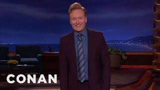 Conan On Trump's Weekend Tweetstorm  - CONAN on TBS