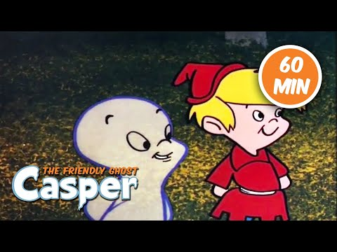 Casper Classics   1 Hour Compilation   Casper the Ghost Full Episode