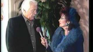CESAR ROMERO    Hollywood Marci Interview