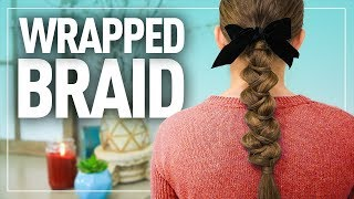 How to Create a WRAPPED BRAID by Mindy McKnight