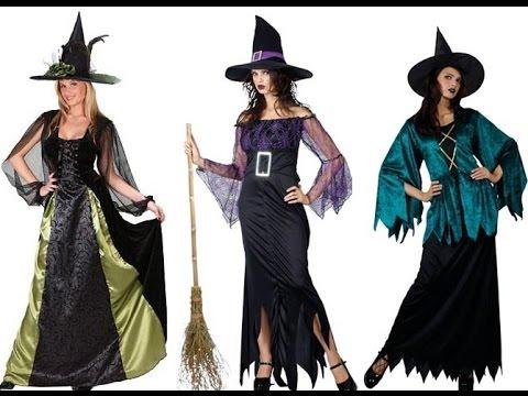 Ведьма на хэллоуин своими руками