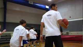 Behind the Scenes: Stephen Curry Perimeter Play Skills Academy