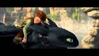 How to Train Your Dragon Test Drive