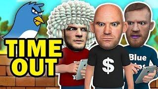 Conor McGregor vs Khabib Nurmagomedov Twitter Battle - is it OVER ?