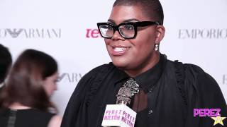 EXCLUSIVE! EJ Johnson On How NOT To Be Basic & More At Teen Vogue's Young Hollywood Party 2014!