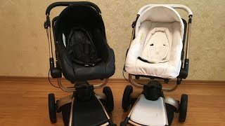 Baby Stroller AULON with car seat +CONTEST+Gift