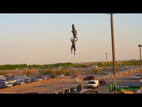 Monster Energy presents FreestyleMX.com at Paradise Casino Yuma AZ