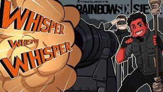 ALL HAIL THE WHISPER CANNON!   Rainbow Six: Siege (w/ Ohmwrecker) R6 Operation Chimera