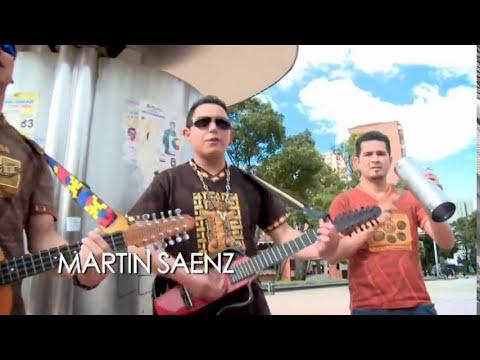 carranga LA FERIA DE SAN VICTORINO - MARTIN SAENZ- GRUPO YERBABUENA/  CEL 311-558 72 41