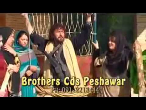 Pashto New Comedy Drama Ismail Shahid And Swatey Prady Kat Da Neemi Shpe Part 2 video