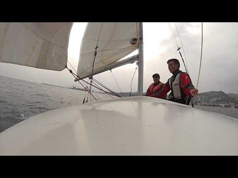 Daily #5 - 420 Sailing - GoPro Hero 3