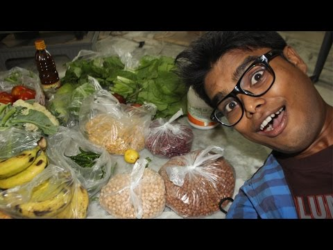 Learn Hindi Daily Eating Items Names - Vegetables, Fruits, Spices