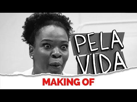 MAKING OF - PELA VIDA Vídeos de zueiras e brincadeiras: zuera, video clips, brincadeiras, pegadinhas, lançamentos, vídeos, sustos
