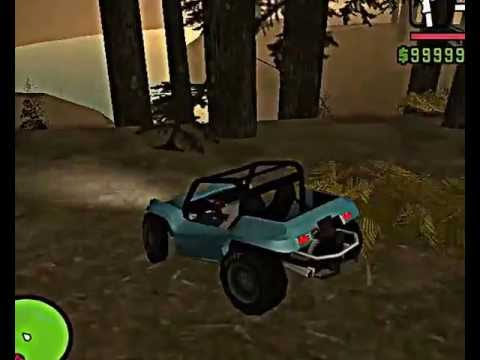 CJ  VS SLENDERMAN GTA SAN ANDREAS