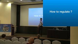 Biyan Mienert Discusses Cryptocurrency Regulation At CoinFestUK 2018