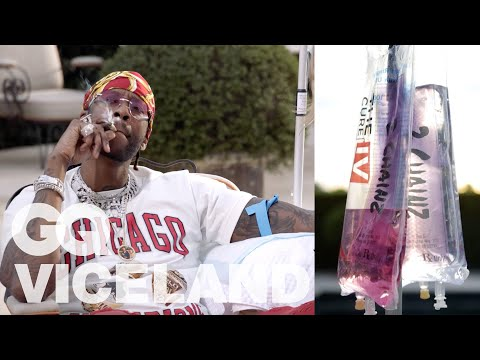 2 Chainz Gets a $1,000 IV Drip Hangover Cure | Most Expensivest | VICELAND & GQ
