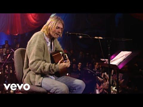 Download Nirvana - Pennyroyal Tea Live On MTV Unplugged, 1993 / Unedited Mp4 baru