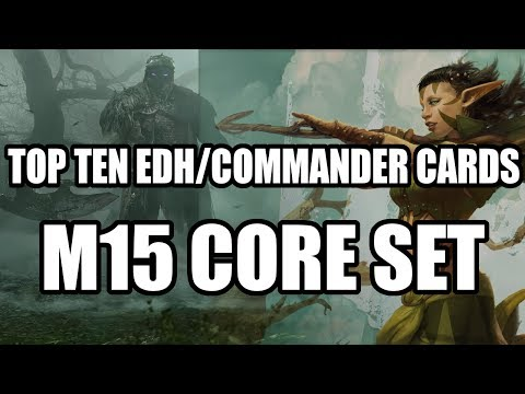 Top 10 M15 Core Set Cards